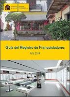 Guia registro franquiciadores 2014