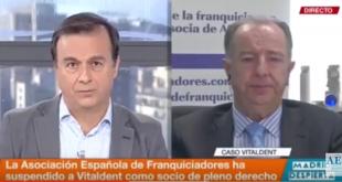 Telemadrid Madrid Despierta entrevista Eduardo Abadia