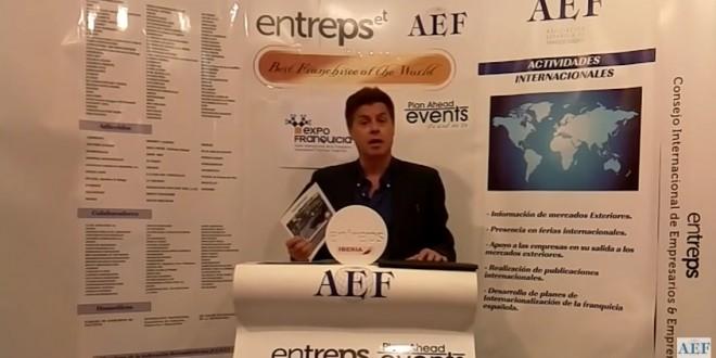 Andreu Vilar Dirección Gral CEO Sportrapid