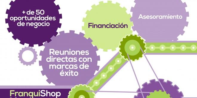 Feria FranquiShop Murcia 3-5-16