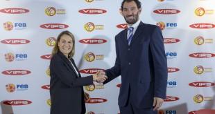 VIPSse convierte en proveedor oficial de la Selección Española de Baloncesto