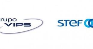 STEF Iberia gestionará la cadena de suministro de los productos bajo control de temperatura de Grupo Vips