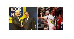 LOOK & FIND renueva su contrato como patrocinador oficial de  Miguel Lamperti