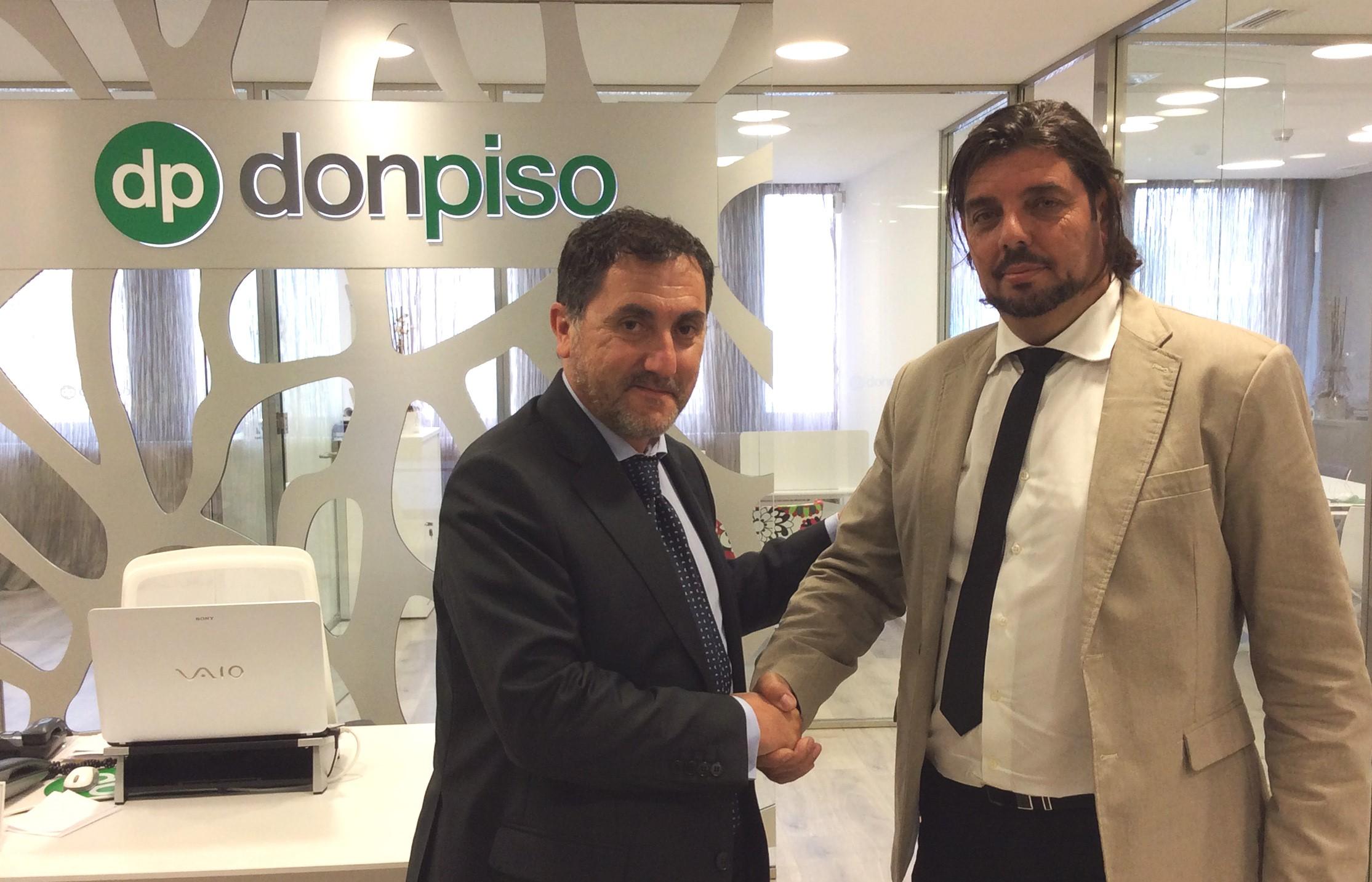 Donpiso abre oficina franquiciada en elche asociaci n for Oficinas don piso barcelona