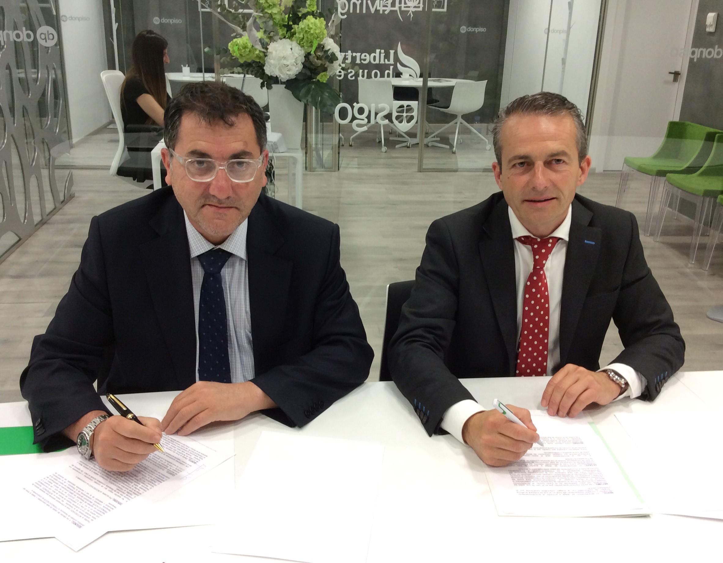 Donpiso abre nueva oficina en el pa s vasco asociaci n for Don piso oficinas