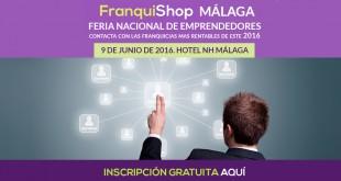 Franquishop - feria nacional de franquicias Málaga
