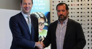 El grupo ALAIN AFFLELOU anuncia una alianza con Audicost y da un paso al frente en su estrategia de audiología