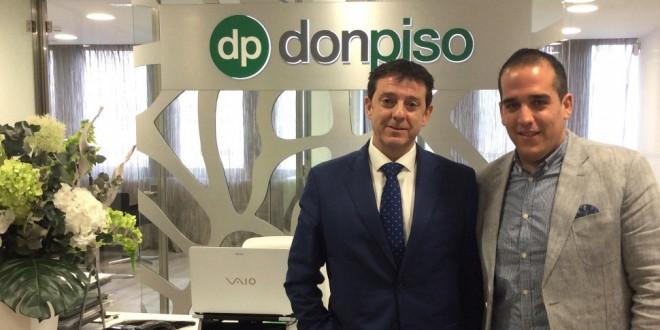 donpiso firma una nueva oficina franquiciada en Baracaldo, Vizcaya