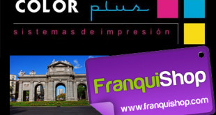 VEN A CONOCER COLOR PLUS A FRANQUISHOP MADRID.
