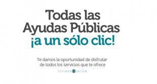 Todas las Ayudas Públicas ¡a un sólo clic!
