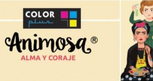 COLOR PLUS LANZA UNA NUEVA GAMA DE PRODUCTOS, ANIMOSA ®, PRODUCTOS CON ALMA Y CORAJE