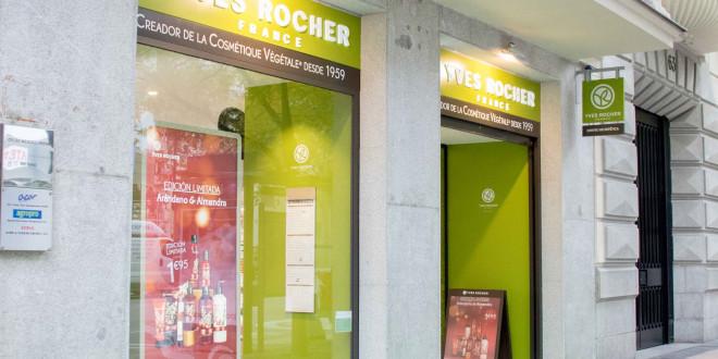 YVES ROCHER INAUGURA SU ATELIER LAB EN MADRID