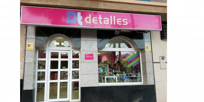 Dt/Detalles, en Roquetas de Mar