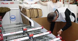 Grupo DIA entrega más de 4,5 millones de kilos a los Bancos de Alimentos durante 2016 y alcanza una cifra récord