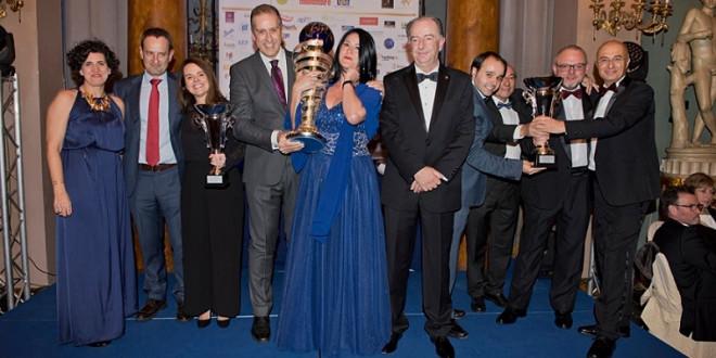 """La franquicia española sale reforzada de los premios  al """"Mejor Franquiciado del Mundo""""  BFW"""