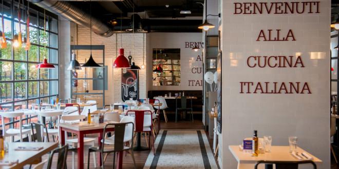 GINOS inaugura hoy su primer restaurante en Fuengirola