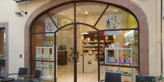 La Botica de los Perfumes llega a Francia