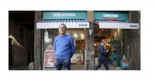 Entrevista Franquiciado Yogurtería Danone