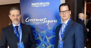 mundoFranqucia asiste a la Convención del Área Comercial de Santalucía Seguros