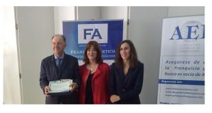 La AEF, premiada por sus estudios nacional e internacional de la franquicia