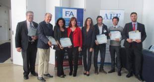 Los premios de la XVIII Edición del Salón Franquiatlántico  se entregaron a entidades destacadas del sector