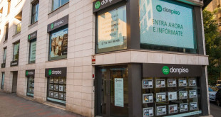 donpiso llega a las 80 oficinas en toda España con dos nuevas franquicias en Madrid