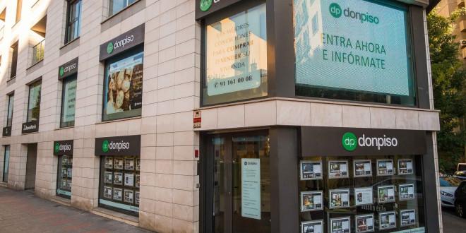 Donpiso llega a las 80 oficinas en toda espa a con dos for Convenio oficinas madrid 2017