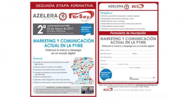 Fersay ofrece una nueva jornada de formación gratuita para Pymes,