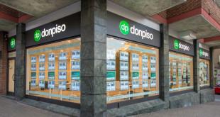 donpiso llega a las 85 oficinas en toda España con la firma de 5 nuevas franquicias