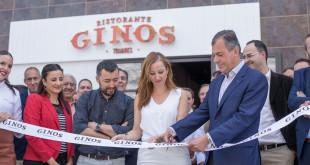 Ginos llega a Tomares