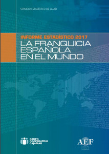La Franquicia española en el Mundo 2017