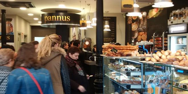 Pannus abre dos panaderías-cafeterías, en Badalona y Madrid