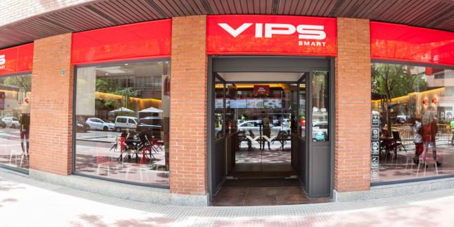 VIPS Smart abre su primer restaurante en el centro de Madrid