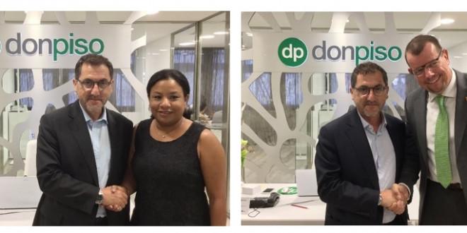7a8cc879b9 donpiso llega a las 90 oficinas con nuevas franquicias en Barcelona y Las  Palmas