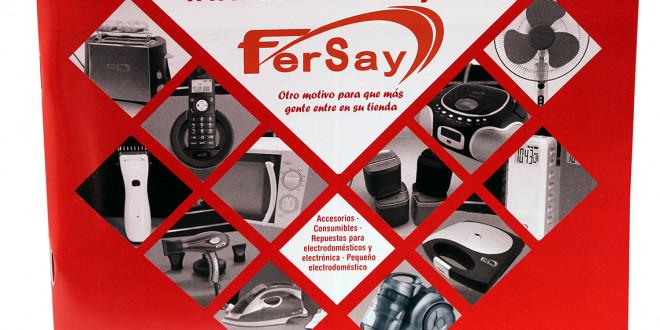 Fersay presenta un nuevo catálogo con más de