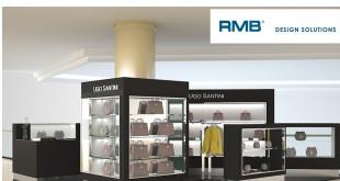"""RMB DESING SOLUTIONS DISEÑA EL SISTEMA DE VENTA """"Shop in shop"""" DE UGO SANTINI"""
