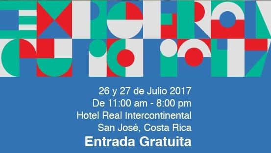 Expofranquicias Costa Rica 2017 cabecera