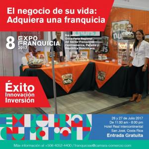 Expofranquicias Costa Rica 2017 publi