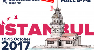 Portada Be My Franchise Expo 2017 Istanbul/Turkey