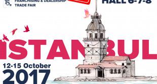 Portada Be My Franchise Expo 2017 Istanbul/Turkey