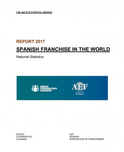 Spanish franchise in the world