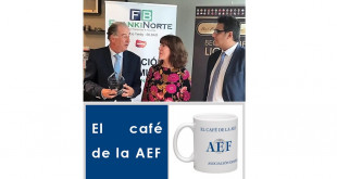 AEF premio Frankinorte cafe 15-9-17