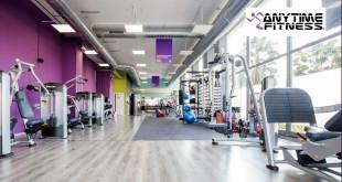 Anytime Fitness Madrid 15-9-17