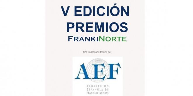 La AEF en los premios FrankiNorte 7-9-17