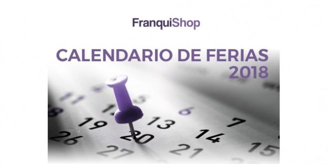 Calendario 2018 cabecera franquishop
