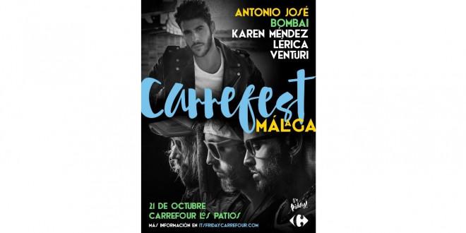 Carrefour Carrefest Malaga 13-10-17