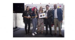 Entrega Premio la mafia expofood service hot concept 16-10-17