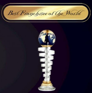 Logo + trofeo bfw