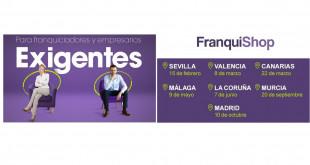 franquishop fechas 2018 13-11-17