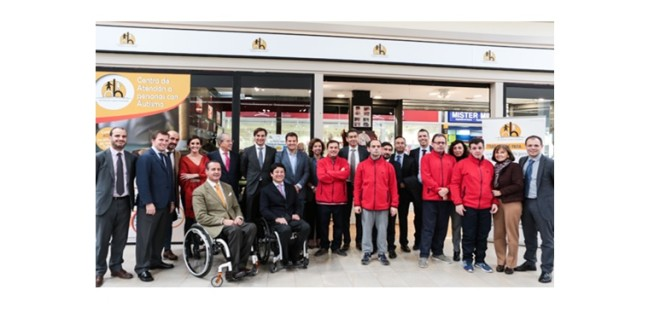 carmila carrefour Asociación Nuevo Horizonte 13-12-17